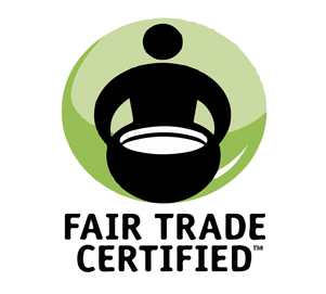 FairTrade Seal- Lllo Caffee